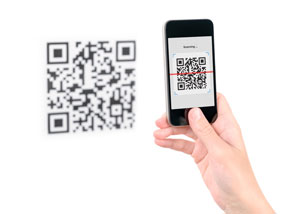 Customer Feedback by Scanning a QR Code