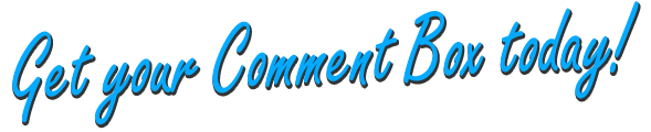 Get Your Comment Box Today